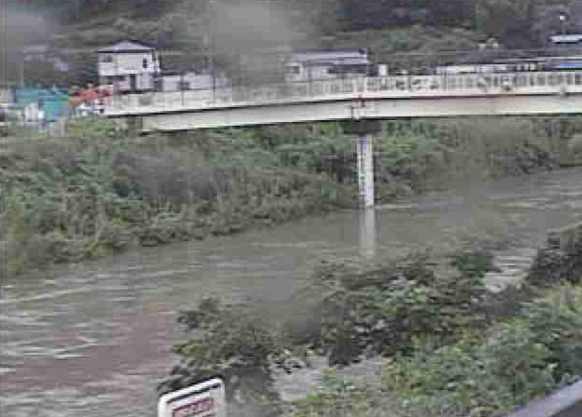 井芹川 ライブカメラ(西部水道センター)と雨雲レーダー/熊本県熊本市