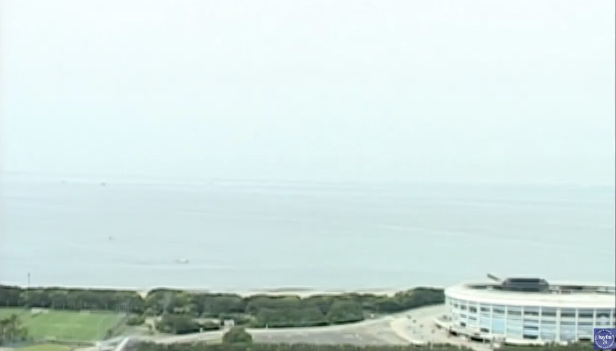 海浜幕張 ライブカメラと雨雲レーダー/千葉県千葉市美浜区