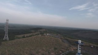 開陽台 ライブカメラと雨雲レーダー/北海道中標津町