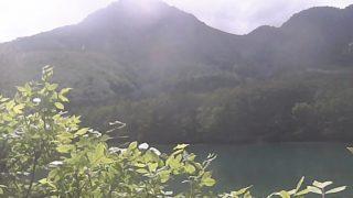 上高地 大正池ライブカメラと雨雲レーダー/長野県松本市
