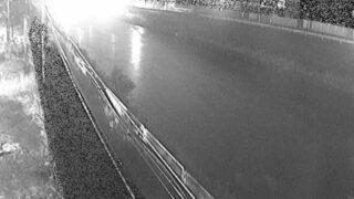 柏尾川(神鋼橋付近)ライブカメラと雨雲レーダー/神奈川県藤沢市