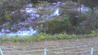 片桐松川・名古井ライブカメラと雨雲レーダー/長野県松川町上片桐