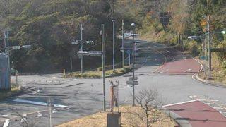 県道11号 熱海函南線・笹尻 ライブカメラと雨雲レーダー/静岡県熱海市