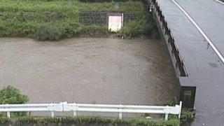 肝属川 ライブカメラ(王子橋)・河川水位と雨雲レーダー/鹿児島県鹿屋市