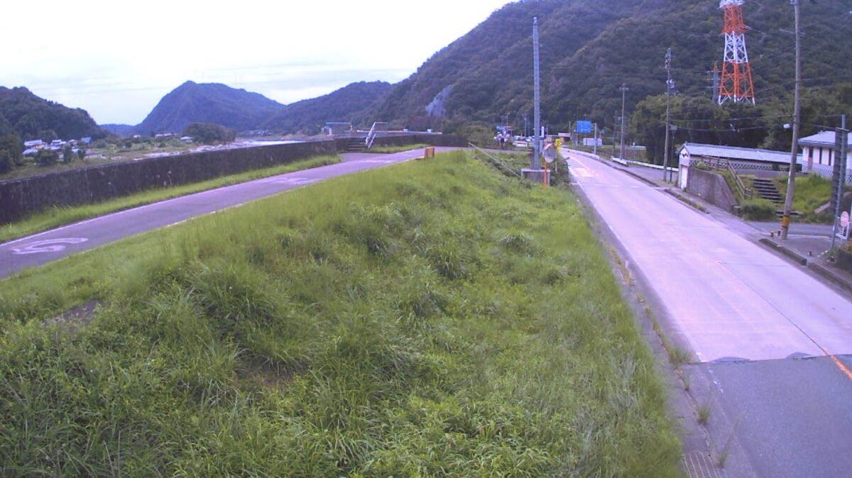 木曽川・勝山 62k5ライブカメラと雨雲レーダー/岐阜県坂祝町