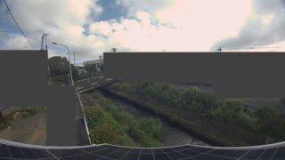 河内川・蔵之前橋ライブカメラと雨雲レーダー/神奈川県平塚市河内