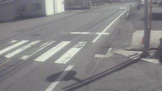 国道482号 ライブカメラ(八束地内)と雨雲レーダー/岡山県真庭市
