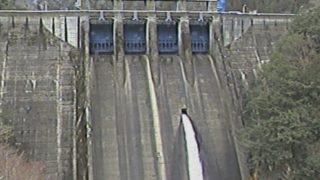 猿谷ダム・熊野川 ライブカメラと雨雲レーダー/奈良県五條市大塔町