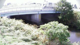 久根別川 ライブカメラと雨雲レーダー/北海道北斗市
