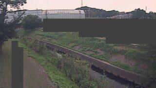 葛川・軒吉橋ライブカメラと雨雲レーダー/神奈川県二宮町中里