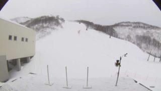 ロッテアライリゾート ライブカメラ(スキー場)と雨雲レーダー/新潟県妙高市