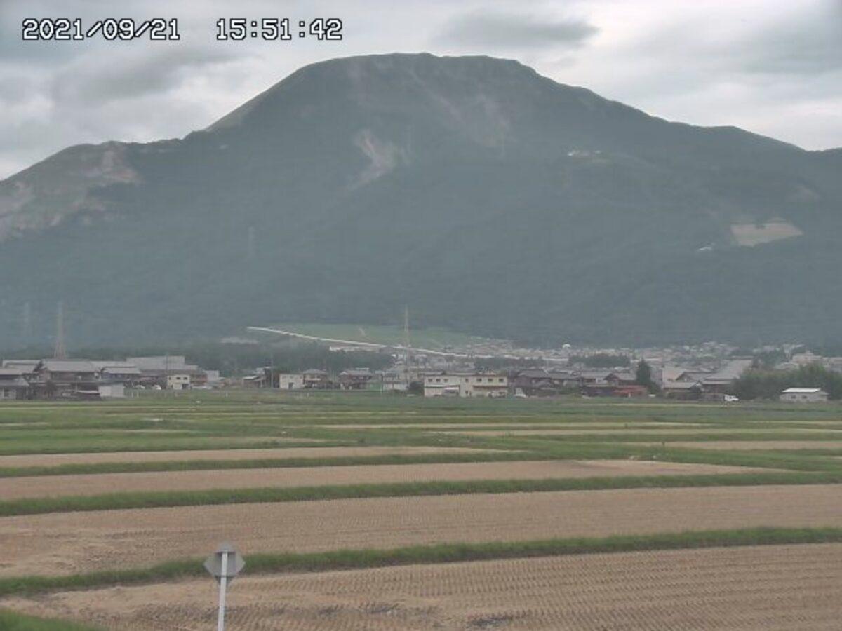 伊吹山 ライブカメラと雨雲レーダー/滋賀県米原市