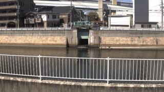 御笠川・東光橋 ライブカメラと雨雲レーダー/福岡県福岡市博多区