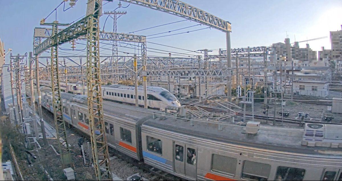 JR鹿児島本線 南福岡駅 ライブカメラと雨雲レーダー/福岡県福岡市