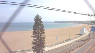 三浦海岸 ライブカメラと雨雲レーダー/神奈川県三浦市