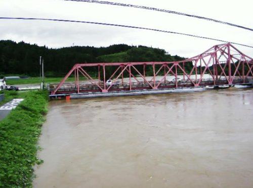 2020年7月末には記録的大雨で最上川の4カ所で氾濫