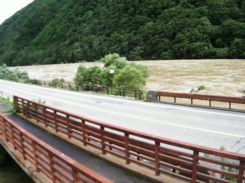 2020年7月末には記録的大雨で最上川の4カ所で氾濫が発生