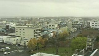 紋別 ライブカメラ(STV)と気象レーダー/北海道紋別市