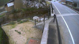 鍋谷川・のみずい橋ライブカメラと雨雲レーダー/石川県能美市和気町