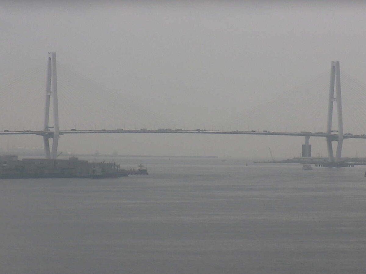 名古屋港ガーデンふ頭 ライブカメラと雨雲レーダー/愛知県名古屋市