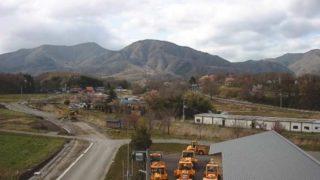 中蒜山 ライブカメラと雨雲レーダー/岡山県真庭市