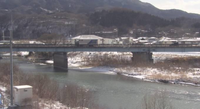 青森県南部町 馬淵川・如来堂川ライブカメラ(3ヶ所)と雨雲レーダー