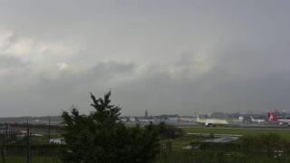 成田空港 滑走路ライブカメラと雨雲レーダー/千葉県成田市三里塚