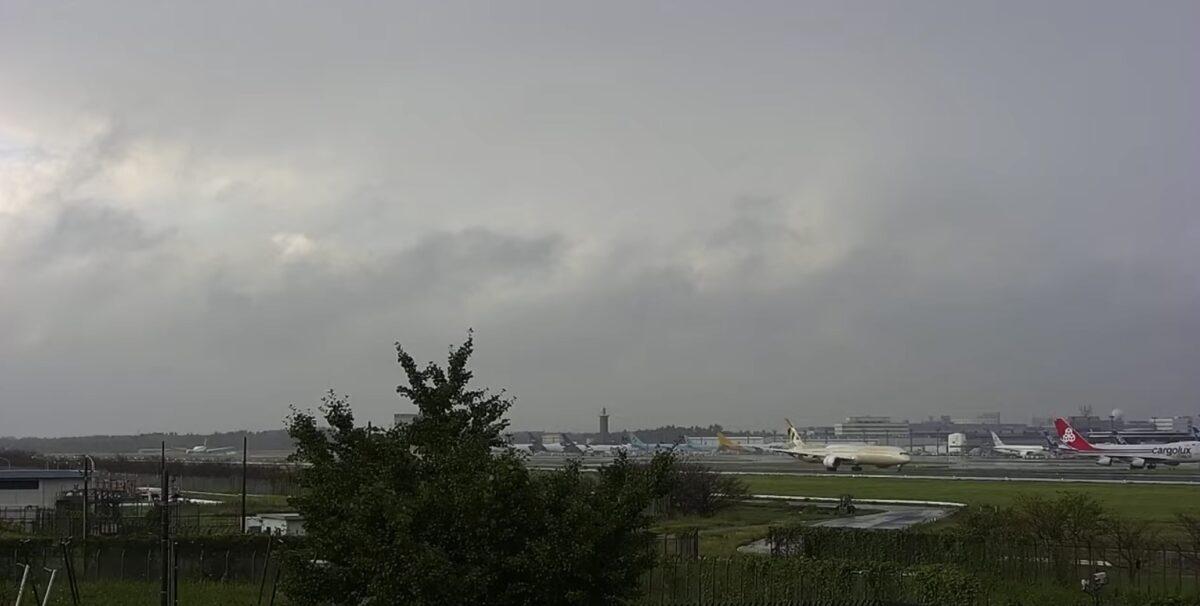 成田空港 ライブカメラと雨雲レーダー/千葉県成田市三里塚
