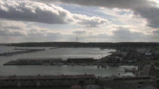 根室花咲港 ライブカメラ(HBC)と雨雲レーダー/北海道根室市