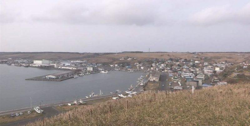 根室・花咲港 ライブカメラ(STV)と雨雲レーダー/北海道根室市