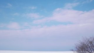 流氷 ライブカメラ(NHK )と気象レーダー/北海道斜里町
