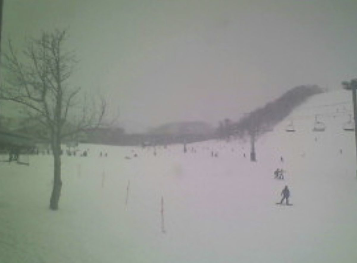 ニセコアンヌプリ国際スキー場 ライブカメラと雨雲レーダー/北海道ニセコ町