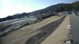 仁淀川・大国町ライブカメラと雨雲レーダー/高知県いの町
