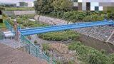 温井川・東橋ライブカメラと雨雲レーダー/群馬県藤岡市岡之郷