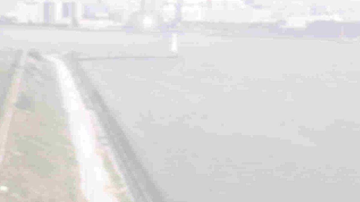 大阪湾・大阪灯台 ライブカメラと雨雲レーダー/大阪府大阪市此花区