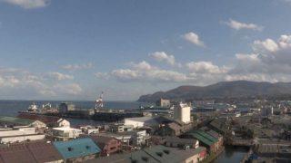 小樽 ライブカメラ(STV)と雨雲レーダー/北海道小樽市