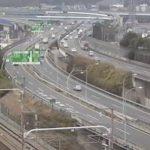 名神高速道路天王山トンネル付近ライブカメラ(NHK)