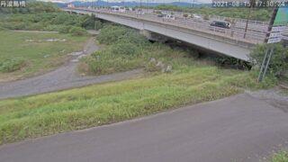 犀川・丹波島橋2ライブカメラと雨雲レーダー/長野県長野市若里