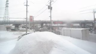 下手稲通(道道452号)ライブカメラと雨雲レーダー/北海道札幌市