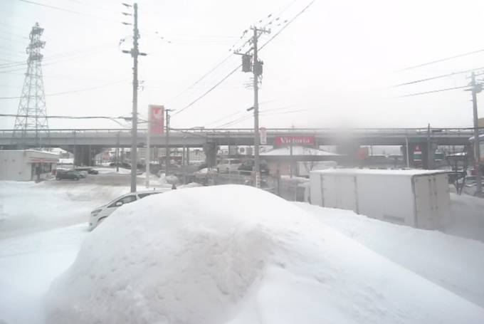 北海道札幌市 下手稲通(道道452号)ライブカメラと雨雲レーダー