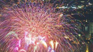 2018道新・UHB花火大会ライブカメラと雨雲レーダー/北海道札幌市