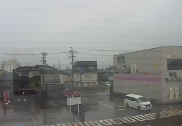 新潟県新潟市 新潟せんべい王国ライブカメラと雨雲レーダー