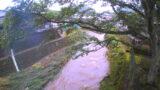 緑川水系千滝川 ライブカメラと雨雲レーダー/熊本県山都町下馬尾