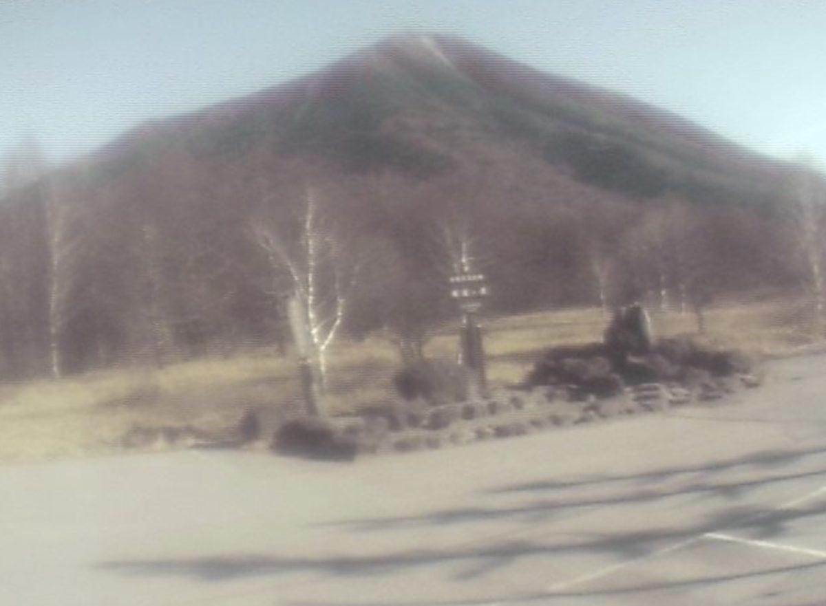 戦場ヶ原 男体山 ライブカメラと雨雲レーダー/栃木県日光市