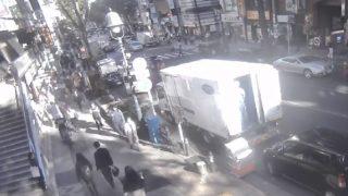 渋谷道玄坂 ライブカメラと雨雲レーダー/東京都渋谷区