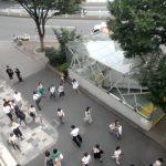 原宿駅前と表参道ライブカメラ