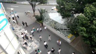 原宿駅前と表参道ライブカメラと雨雲レーダー/東京都渋谷区