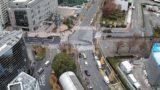 渋谷NHK前 ライブカメラと雨雲レーダー/東京都渋谷区