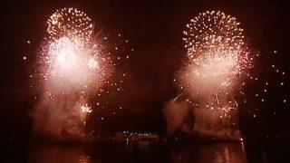 清水みなと祭り 海上花火大会 ライブカメラと雨雲レーダー/静岡県静岡市清水区