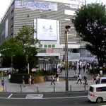 新宿東口駅前ライブカメラ